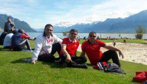 İsviçre Büyükler Avrupa Taekwondo Şampiyonası